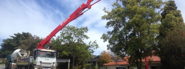 EXTENSION OF LIVING AREA & CONSTRUCTION OF NEW DOUBLE CAR PORT
